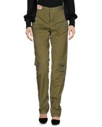 Incotex Red - Casual Pants - Lyst