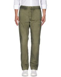 Fabric-Brand & Co. - Denim Trousers - Lyst