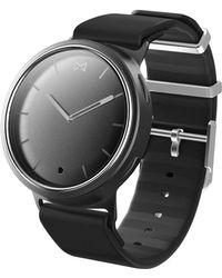 Misfit - Phase Black Hybrid Smartwatch Mis5000 - Lyst