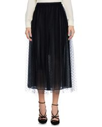 RED Valentino   Tulle Layered Skirt   Lyst