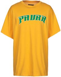 Paura - Sport Chic T-shirt - Lyst
