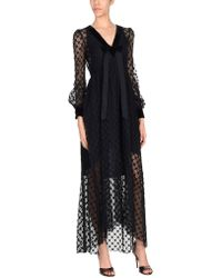 Philosophy di Alberta Ferretti - Long Dress - Lyst
