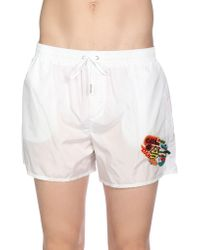 DSquared² - Swim Trunks - Lyst