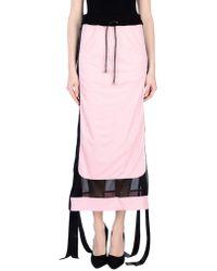 Nicopanda - Long Skirts - Lyst