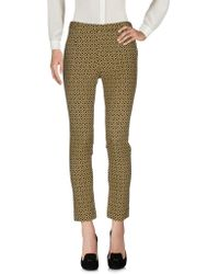 Anonyme Designers - Casual Pants - Lyst