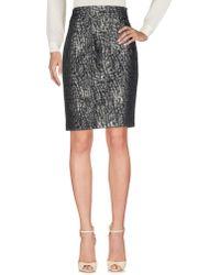 John Richmond - Knee Length Skirt - Lyst