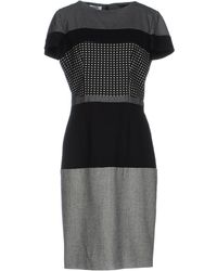 Boutique Moschino - Knee-length Dresses - Lyst