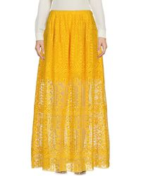 Philosophy Di Lorenzo Serafini - Long Skirt - Lyst