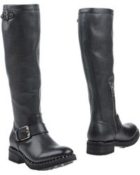 90c43b827a46 Lyst - Women s Ash Over-the-knee boots On Sale