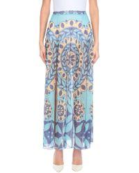 Agogoa - Long Skirt - Lyst