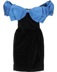 Isa Arfen - Short Dress - Lyst