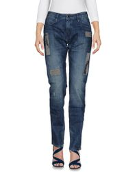 Brockenbow - Denim Trousers - Lyst