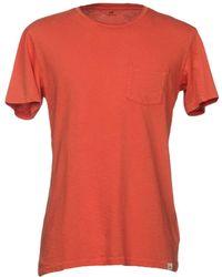 Lee Jeans - T-shirt - Lyst