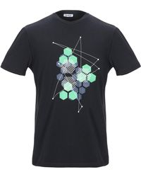 Bikkembergs T-shirt - Black