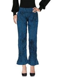 Martina Spetlova - Casual Trousers - Lyst