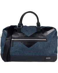 DIESEL - Travel & Duffel Bag - Lyst