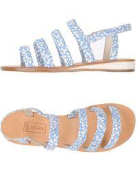 B Store - Sandals - Lyst