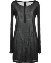 B-Used - Short Dresses - Lyst