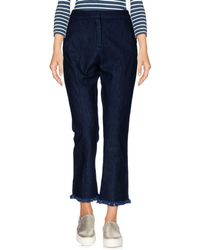 The Fifth Label - Denim Capris - Lyst