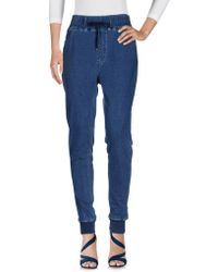 Madegold | Denim Pants | Lyst