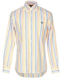 Fred Perry - Hemd - Lyst