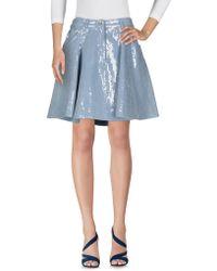 Moschino - Denim Skirt - Lyst