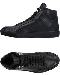 Versace - Sneakers & Tennis shoes alte - Lyst