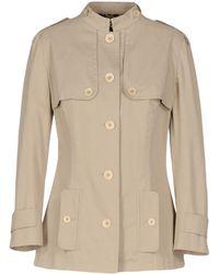 Dolce & Gabbana | Overcoat | Lyst