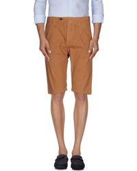 Novemb3r - Bermuda Shorts - Lyst