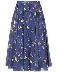 Cacharel - 3/4 Length Skirt - Lyst