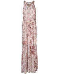 GAUDI - Long Dresses - Lyst