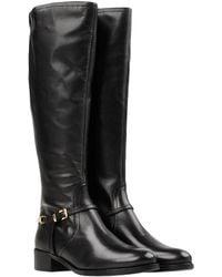 5459278220c Women's Dune Knee boots Online Sale - Lyst