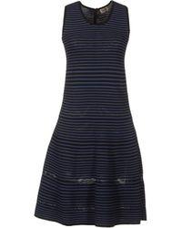 Mus - Short Dress - Lyst