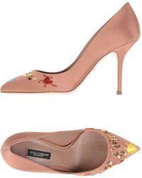 Dolce & Gabbana - Pump - Lyst