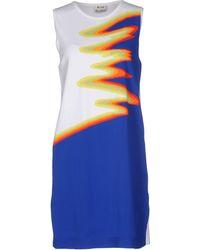 Acne Studios - Short Dress - Lyst