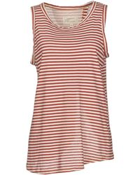 Current/Elliott - Tank Top - Lyst