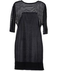 DRESSES - Short dresses Paolo Errico FHlxSHPzl