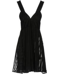Stefano De Lellis - Short Dress - Lyst