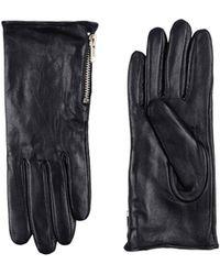 Pieces - Gloves - Lyst