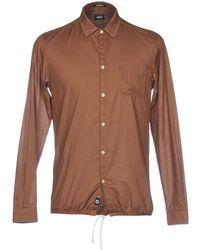 Officina 36 - Shirt - Lyst