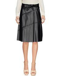 Relish - Knee Length Skirt - Lyst