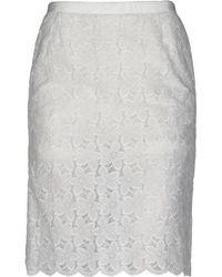 Sacai Luck - Knee Length Skirts - Lyst