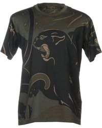 Valentino - Panther T-shirt - Lyst