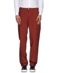 Piombo | Casual Trouser | Lyst
