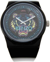 KENZO Reloj de pulsera - Negro