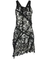 Alessandra Marchi - Short Dresses - Lyst
