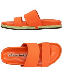Lella Baldi - Sandals - Lyst
