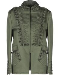 Ermanno Scervino - Gabardine Jacket - Lyst