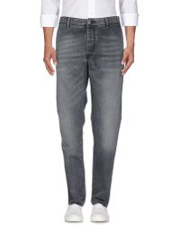 Re-hash - Denim Trousers - Lyst