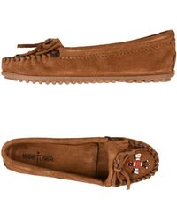 Minnetonka - Loafer - Lyst